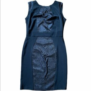 Flore fitted dress